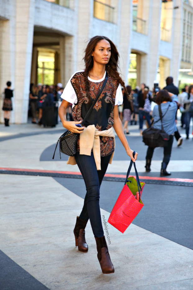 joan smalls blog