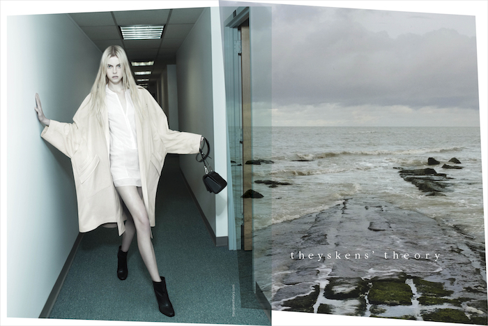 Theyskens' Theory SS13 ad 2